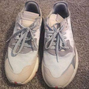 Adidas nite joggers 9.5
